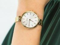 kwarcowy Zegarek damski Pierre Ricaud Bransoleta + BRANSOLETKA P22061.1113Q-150.1 - duże 4