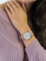 kwarcowy Zegarek damski Timex Crystal Opulence TW2T78000 - duże 3