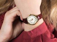 kwarcowy Zegarek damski Timex Easy Reader Signature Edition TW2R65400 - duże 4