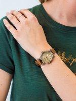 kwarcowy Zegarek damski Timex Model 23 TW2T88000 - duże 3
