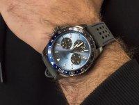 kwarcowy Zegarek męski Guess Pasek W1108G6 - duże 4