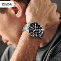 Lorus RM333FX9 zegarek męski sportowy Sportowe bransoleta