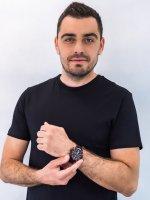 kwarcowy Zegarek męski Lorus Sportowe RT305HX9 - duże 2