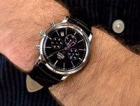 kwarcowy Zegarek męski Orient Classic RA-KV0404B10B - duże 4