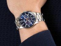 kwarcowy Zegarek męski Orient Sports RA-KV0002L10B - duże 4