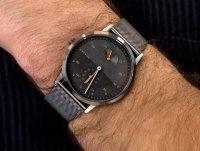 kwarcowy Zegarek męski Skagen Kristoffer Kristoffer SKW6501 - duże 4