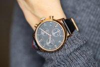 kwarcowy Zegarek męski Ted Baker pasek Cosmop BKPCSF905 - duże 6