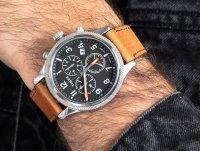 kwarcowy Zegarek męski Timex Allied TW2T32900 - duże 4