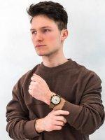 kwarcowy Zegarek męski Timex Expedition TW2T73100 - duże 2