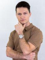 kwarcowy Zegarek męski Timex Intelligent Quartz TW2R43300 - duże 2