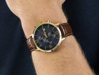 kwarcowy Zegarek męski Tommy Hilfiger Męskie 1710359 - duże 4