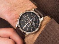kwarcowy Zegarek męski Tommy Hilfiger Męskie 1791631 - duże 4