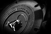 zegarek Traser TS-109381 kwarcowy męski P67 SuperSub P67 SuperSub Orange