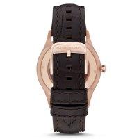 Emporio Armani AR1920 męski zegarek Meccanico pasek