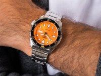 Seiko SRPD59K1 5 Sports Automatic zegarek sportowy Sports Automat