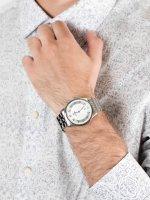 męskiZegarek Festina Classic F6856-1 bransoleta - duże 3