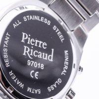 męskiZegarek Pierre Ricaud Pasek P97018.51R4QF-POWYSTAWOWY bransoleta - duże 3
