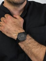 Police PL.15968JSB-39M męski zegarek Bransoleta bransoleta