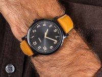 Timex T2N677 Essential Collection zegarek klasyczny Easy Reader