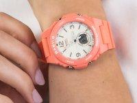 pomarańczowy Zegarek Casio Baby-G BGA-260-4AER - duże 4