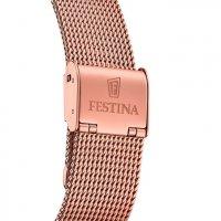 Festina F20477-2 Boyfriend Boyfriend zegarek damski klasyczny mineralne