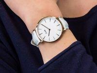 różowe złoto Zegarek Cluse La Boheme CL18042 - duże 4
