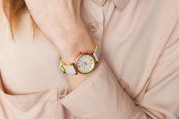 różowe złoto Zegarek Fossil Carlie ES4834 - duże 10