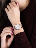 różowe złoto Zegarek Lorus Klasyczne RG250PX9 - duże 3