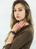 różowe złoto Zegarek Orient Contemporary RA-AG0023Y10B - duże 2