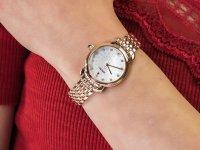 różowe złoto Zegarek Seiko Classic SUR624P1 - duże 4