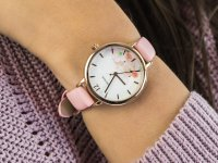 różowe złoto Zegarek Sekonda Fashion SEK.2625 - duże 4
