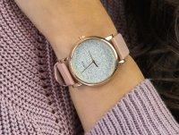 różowe złoto Zegarek Timex Crystal Opulence TW2T78000 - duże 4
