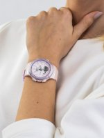 różowy Zegarek Casio Baby-G BGS-100SC-4AER - duże 3