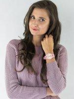 różowy Zegarek Puma Reset P1021 - duże 2