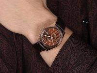 Seiko SPB170J1 męski zegarek Presage pasek