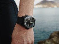 sportowy Zegarek czarny Traser P68 Pathfinder Automatic TS-107718 P68 Pathfinder Automatic Black - duże 7