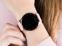 sportowy Zegarek różowe złoto Garett Damskie 5903246286526 Smartwatch Garett Lady Lira różowy - duże 4