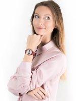 sportowy Zegarek srebrny Vostok Europe Undine VK64-515E567 Undine Chrono - duże 2