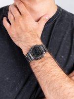 sportowy Zegarek szary Casio G-SHOCK Specials GMW-B5000TCM-1ER  Lazered Camo horloge Titanium Limited Edition - duże 3