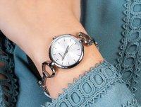srebrny Zegarek Adriatica Bransoleta A3463.5113Q - duże 4