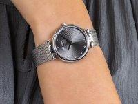 srebrny Zegarek Adriatica Bransoleta A3689.5146Q - duże 4