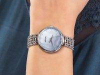 srebrny Zegarek Adriatica Damskie A3731.514BQ - duże 4