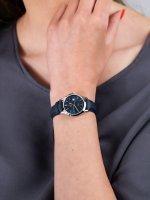 srebrny Zegarek Atlantic Sealine 22341.41.51 - duże 3