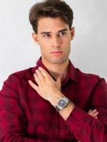 srebrny Zegarek Citizen Promaster BN0211-50E - duże 2