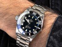 srebrny Zegarek Davosa Diving 161.559.45 - duże 4