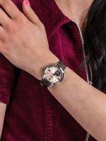 srebrny Zegarek Festina Classic F20490-2 - duże 3