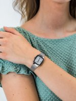 srebrny Zegarek Lorus Fashion RG253LX9 - duże 3