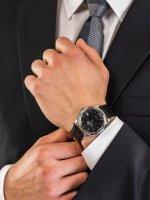 srebrny Zegarek Orient Classic FAC0000DB0 - duże 3