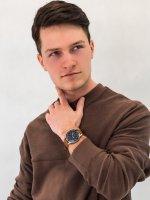 srebrny Zegarek Timex Expedition TW4B15000 - duże 2