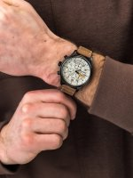 szary Zegarek Timex Expedition TW2T73100 - duże 3